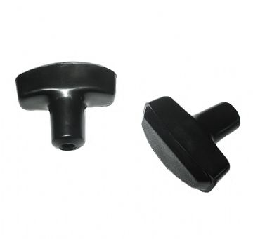 Pull Starter Handle Grip, Briggs and Stratton Part 393152, 280036, 491288, 1hp to 5.5hp Engines, Type 2